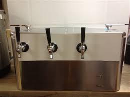 jockey box rental box 3 tap stainless steel rental