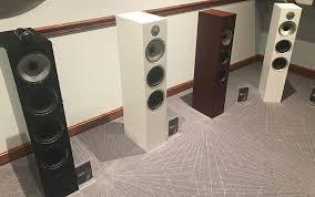 B W Bookshelf Speakers For Sale B U0026w U0027s New 700 Series Reflects 800 Series Performance At Lower