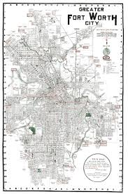 Fort Worth Map The Fort Worth Gazette Wheelspin A New Fort Worth Map Cdrom