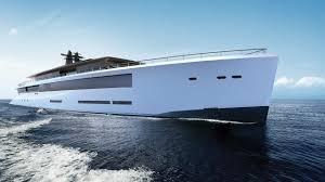 Zen Design Concept by Sinot Exclusive Yacht Design Reveal Feadship Concept Zen Boat