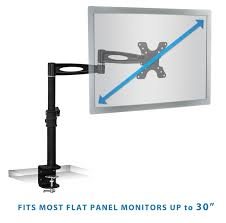 single strong and fully adjustable tilt articulating lcd