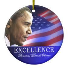 obama ornaments centerpiece ideas