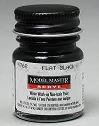 amazon com flat white testors acrylic plastic model paint toys