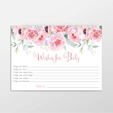 wishes for baby cards wishes for baby baby shower printable wishes for baby