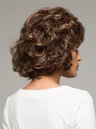 mariah wig by noriko short bob with tousled curls u2013 wigs com