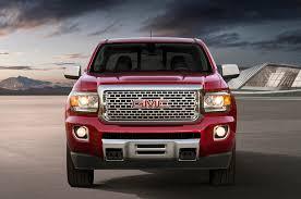 gmc semi truck 2017 gmc canyon denali 2016 sierra denali ultimate editions revealed