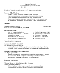 pharmacy technician resume exle pharmacy intern resume sle active resumes for success