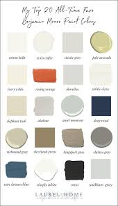 what is the best benjamin paint for kitchen cabinets my 20 all time favorite benjamin paint colors laurel