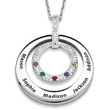 mothers day birthstone jewelry s day jewelry gift ideas