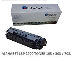 Toner Canon Lbp 2900 alphabet ep303 toner cartridge for canon lbp2900 lbp3000 alptch2612a