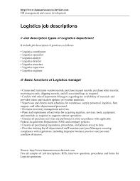 Logistic Coordinator Cv Free Creative Logistics Coordinator Resume Template Resumenow Top