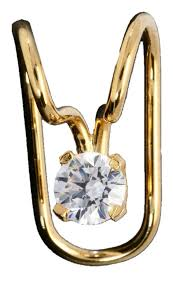 top earing topper cz top cartilage non pierced ear cuff earring wraps gold on