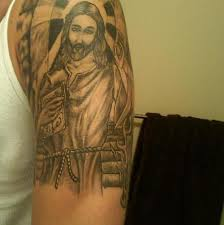 jesus holding the book of life u2013 tattoo picture at checkoutmyink com