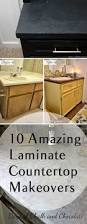 Diy Kitchen Countertop Ideas 25 Wood Countertops Easy To Make And Super Cheap Diy Countertop