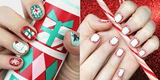 9 best holiday nail art designs for 2017 christmas and holiday nails