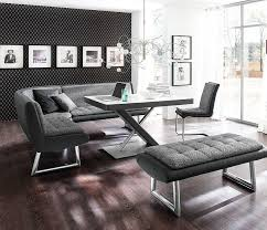 leather corner bench dining table set modern bench style dining table set ideas homesfeed dining room