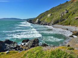 Montana beaches images Protrails rocky point trail and red rock beach mt tamalpais jpg
