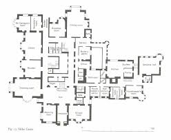 castle plans skibo castle main floor architecture pinterest skibo castle