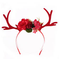 reindeer antlers headband reindeer antlers headband christmas and easter party headbands diy