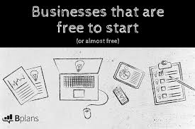 26 businesses you can start for free bplans