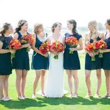 navy blue bridesmaid dress blue bridesmaid dresses