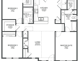 one bedroom house floor plans plan for three bedroom house modern three bedroom house plans