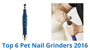 6 best pet nail grinders 2016 youtube