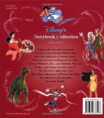 disney s storybook collection vol 2 deborah boone 9780786833597