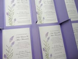lavender wedding invitations lavender inspirations nooneyart designs