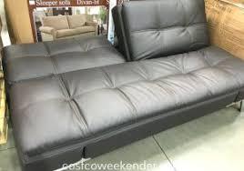 costco sofa bed futon futon sofa bed costco awesome leather futon