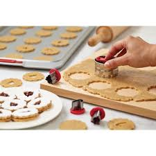 cake decorating tools 6 linzer cookie