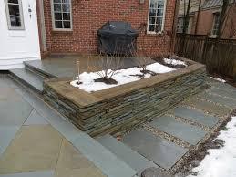bluestone patio albaugh masonry stone and tile inc