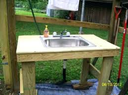 Garden Sink Ideas Garden Sink Outdoor Ideas A For Clays Fish Cleaning