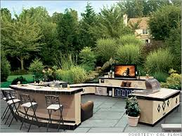 Backyard Outdoor Theater 5 Killer Outdoor Kitchens Cal Flame Outdoor Theater 3