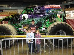 monster trucks shows evan and lauren u0027s cool blog 2 17 13 monster jam pit party and