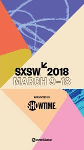 sxsw go official 2018 guide on the app store