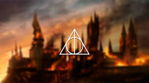 deathly scary halloween background pics deathly hallows wallpapers