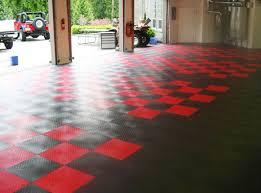 Tiles For Garage Floor Racedeck Xl Largest Garage Floor Tile On The Market