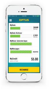 prepaid mobile phone plans optus