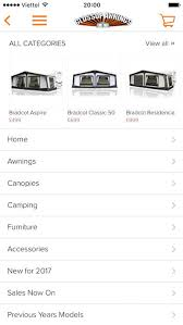 Glossop Caravans Awnings Glossop Awnings On The App Store
