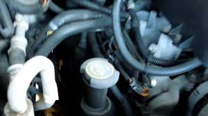 1997 ford expedition 5 4l pcv valve location youtube