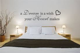 bedroom wall quotes decorative wall decals quotes for modern bedroom design