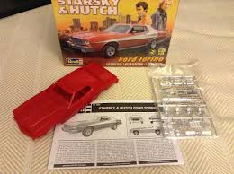What Year Is The Starsky And Hutch Car Quick Overview Revell Starsky U0026 Hutch Torino Car Kit News