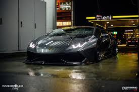 Lamborghini Huracan Back View - stance lamborghini huracan rear view