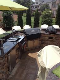 Outdoor Kitchens Design Charlotte Area Outdoor Kitchen Island Contruction Charlotte With