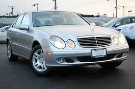 2003 mercedes e320 mpg used 2003 mercedes e class for sale robert mo