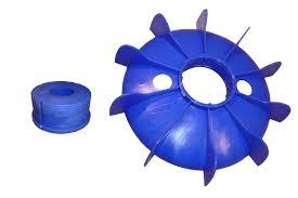 electric motor fan plastic plastic motor fans associated gaskets