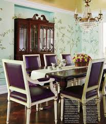 pure imagination dining interiors by color