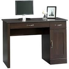 Saunders Computer Desk Sauder Parklane Collection Computer Desk Cinnamon Cherry