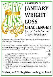 During Challenge Weight Loss Challenge 2015 Raising Funds For The Oregon Food